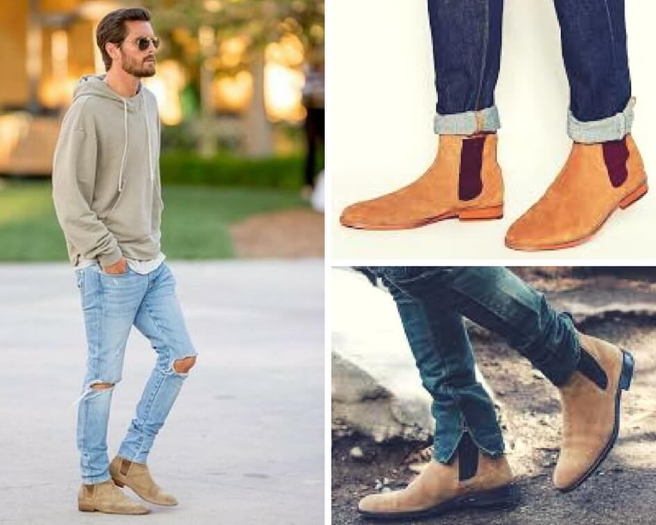 Chelsea boots for men online, Different types of chelsea boots. Different colors of chelsea boots