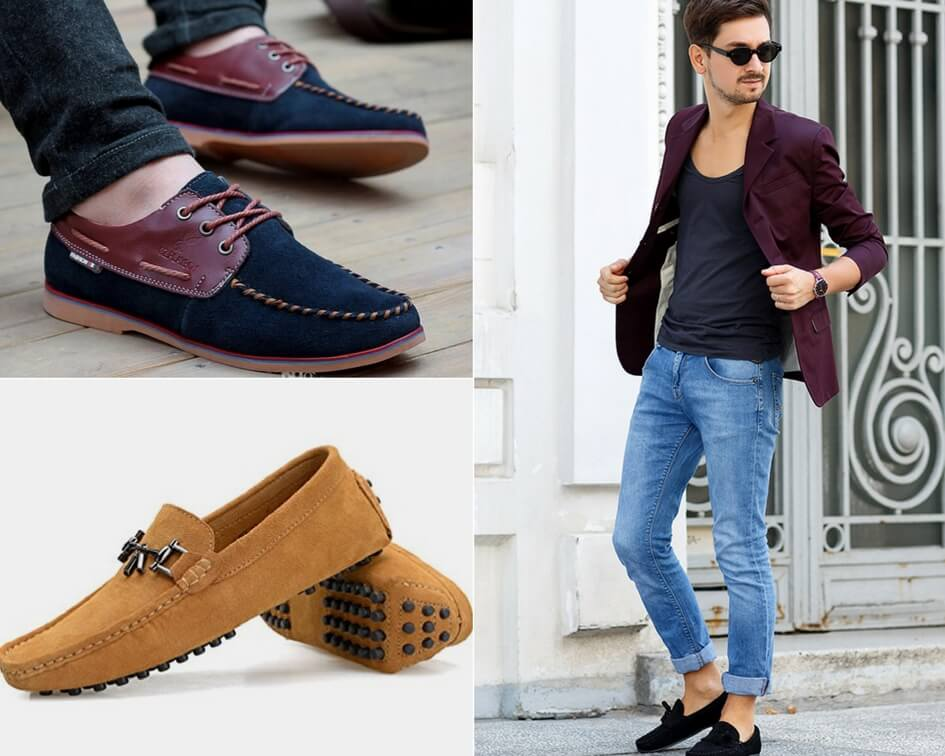 Different types of Loafers, Loafers for men online, Loafers with laces