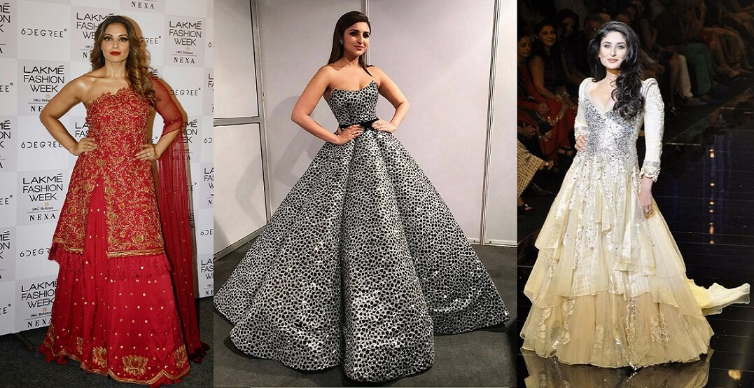 Bollywood Gown Designs