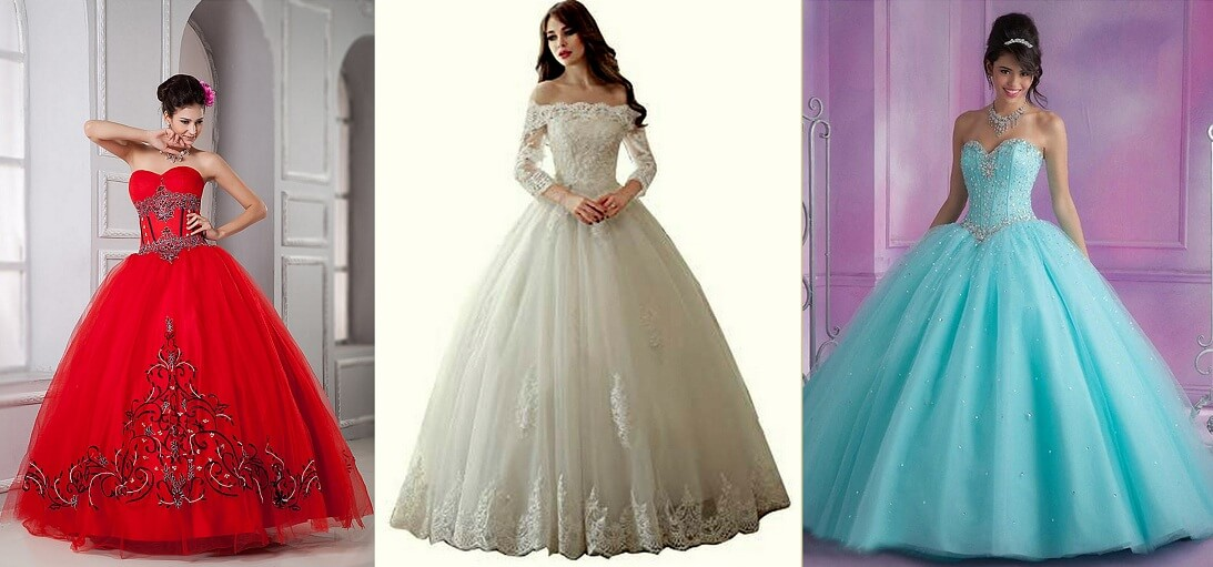 Ball gown Bridal Dress